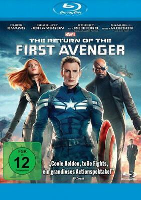 The Return of the First Avenger, 1x Blu-ray Disc (50 GB)