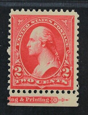 CKStamps: US Stamps Collection Scott#252 2c Washington Mint NH OG