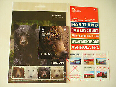"""Canada Lot...All """" P """" Stamps...MNH...VF...Booklets / Souv. Sheets..Face $24.30"""