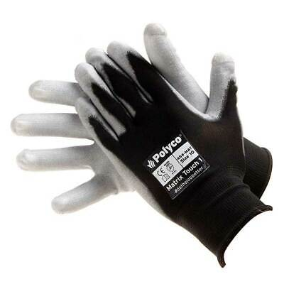Bodyguard 454-mat Matrix Touch 1 Work Gloves 10 Pairs Size 10 XL Protection