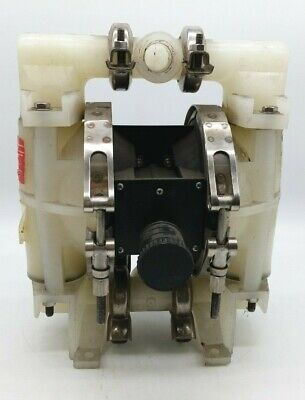 All-Flo BK-10E Double Diaphragm Pump