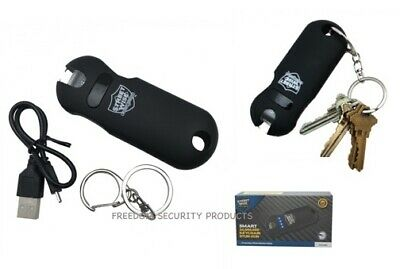 SMART Keychain Stun Gun BLACK 24,000,000 volts