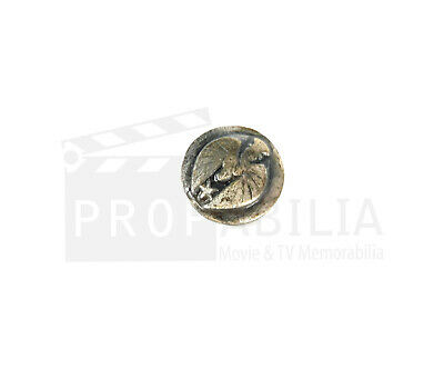PACIFIC RIM Defence Corps Metal Button from Uniform Prop (0057)