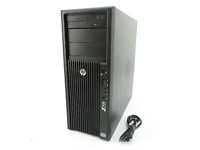 HP Z420 WORKSTATION MT Barebone CTO with Heatsink DVD PSU