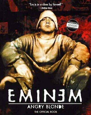 Angry Blonde by Eminem 9780060934514 | Brand New | Free UK Shipping