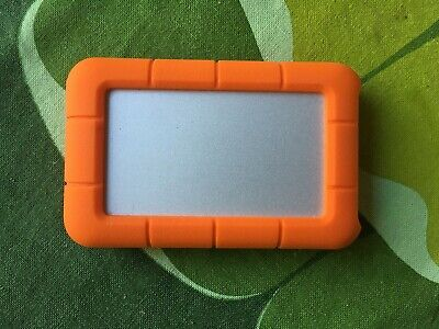 2 x 4TB LACIE RUGGED MINI USB 3.0 External Hard Drives used, in good condition