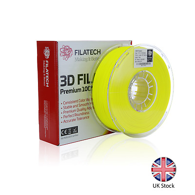 3D Printer 1.75mm ABS Filament Filatech Made in UAE Premium Quality