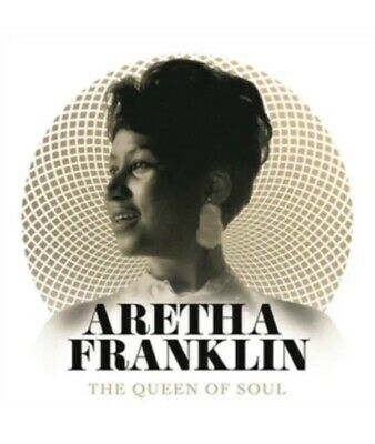 Aretha Franklin The Queen Of Soul 2 Cd (Greatest Hits) 2018