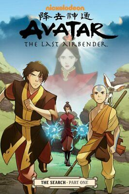 Avatar: The Last Airbender# The Search Part 1 by Gene Luen Yang 9781616550547