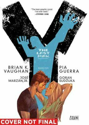 Y The Last Man Book Five by Brian K. Vaughan 9781401263720 | Brand New