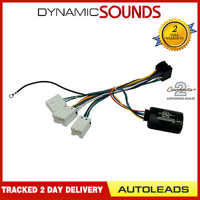 Lenkung Kontrolle Adapter Pioneer Stereo für Nissan 350z Coupe Roadster Murano