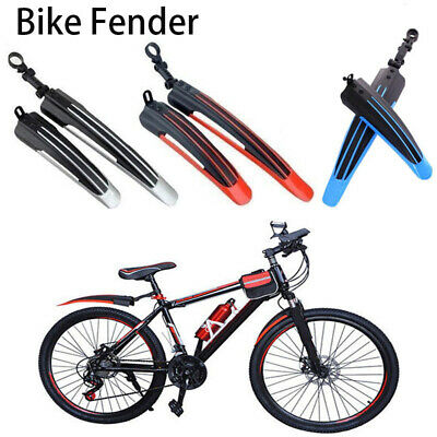 Practical 1Set MTB Mountain Bike Front Bicycle Mudguard Mud Guard Accessory