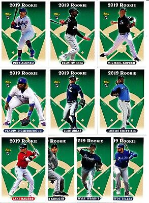 2019 Topps Archives - HIGH NUMBER SP #s 301-330 - U Pick From List
