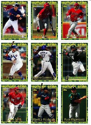 2019 Topps Archives - 1994 FUTURE STAR INSERTS - U Pick From List