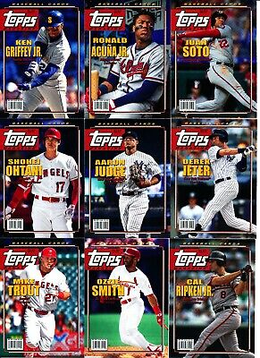 2019 Topps Archives - TOPPS MAGAZINE INSERTS - U Pick From List