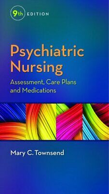 [PDF] Psychiatric Nursing Assessment, Care Plans, and Medications 9th Edition