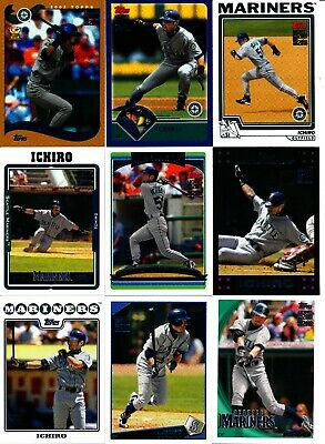 2019 Topps Archives - ICHIRO RETROSPECTIVE INSERTS - U Pick From List