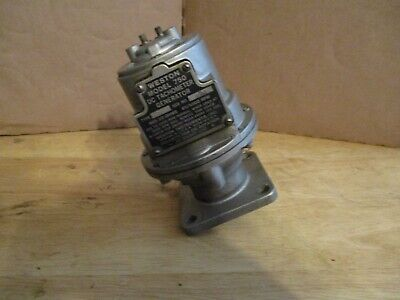 Weston Model 750 Dc Tachometer Generator Type K-30