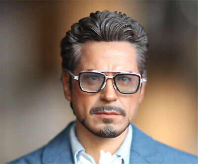 "1/6 Scale Tony Glasses Model for 12"" Action Figure"