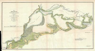 1855 Fuller Map of the Red River in Louisiana