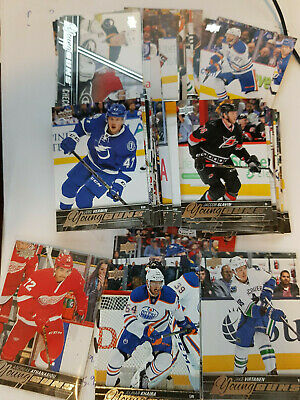 2015-16 Ud Series 2 Young Guns #451-500 U-Pick From List Athanasiou Saros ++