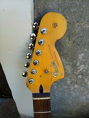 Relic Strat neck Aged finish Nitro Stratocaster  67 Mr.G's Custom Shop