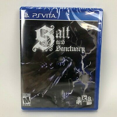 Salt and Sanctuary (PlayStation PS Vita) Limited Run #163 - Factory Sealed