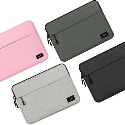 Waterproof Laptop Sleeve Case Bag Notebook Cover For MacBook HP Dell Lenovo