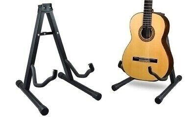 Guitar Stand A Frame Foldable Universal Fits All Guitars Acoustic Electric Bass