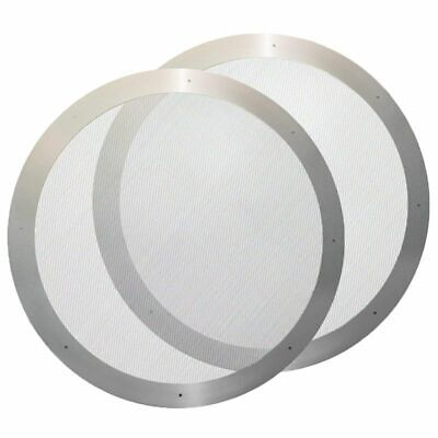 1X(2 Coffee Metal Filter - Reusable Stainless Steel Filter for Aeropress Co1Z8)