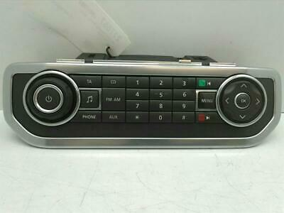 2010 Land Rover Discovery Radio Front Panel AH22-18C858-AE