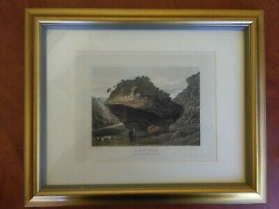 Aquataine Print1822 Theodore Fielding Collection  Extremely Rare Extraordinary