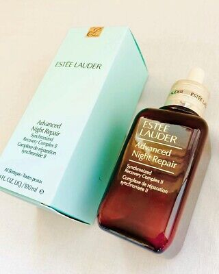 ESTEE LAUDER ADVANCED NIGHT REPAIR SERUM SYNCHRONIZED RECOVERY COMPLEX ll 100ML