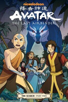 Avatar: The Last Airbender#the Search Part 2 by Gene Luen Yang 9781616551902