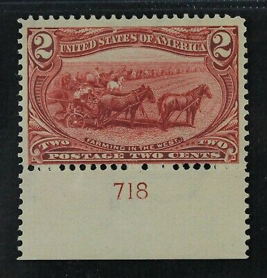 CKStamps: US Stamps Collection Scott#286 2c Mint NH OG
