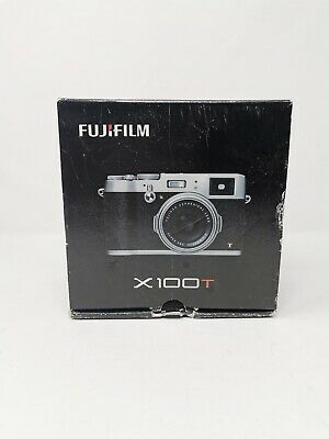 Fujifilm X100T Digital Fuji Camera FREE 24 HOUR UK Delivery