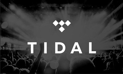 TIDAL Hi-Fi 1 Months GUARANTEED INSTANT 5 min DELIVERY 5 User
