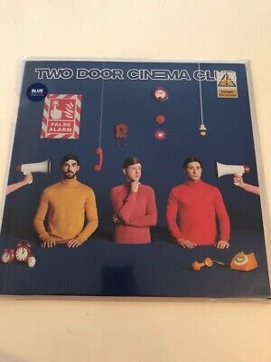 Two Door Cinema Club False Alarm Blue Vinyl