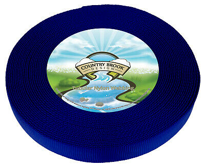 5 Yards Country Brook Design® 1 Inch Busy Bee Polyester Webbing