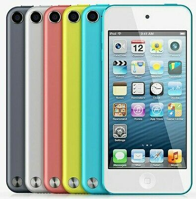 Apple iPod Touch 5th Generation 16GB, 32GB, 64GB - All Colors with FREE SHIPPING
