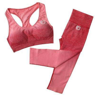 Fusion Seamless Combo - Pretty Pink- Fitness - Yoga - Gym - Exercise