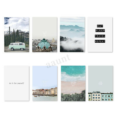 1Pc Modern Canvas Print Painting Travel Wall Art Picture Home Decor Unframed !