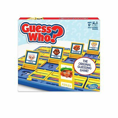 Hasbro Gaming Guess Who? Children's Board Game