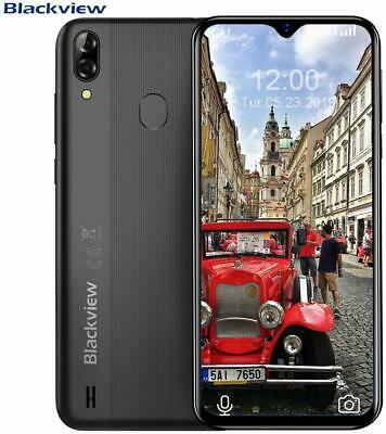 Blackview A60 Pro Handy Android 9.0 4080mAh 3GB+16GB Smartphone Wassertropfen