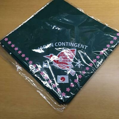 World Scout Jamboree 23th JAPAN Contingent UNIFORM neckerchief