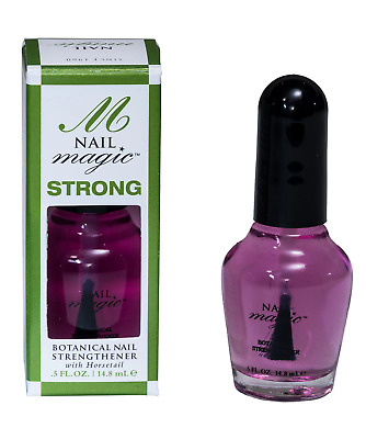 Nail Magic Fingernail Strengthener, Strengthen Brittle Nails with this Silica Ri