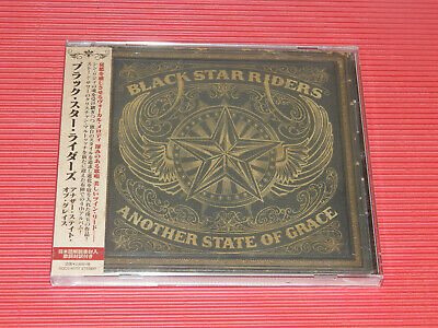2019 Black Star Riders Another State Of Grace With Bonus Track  Japan Cd