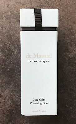 de Mamiel Atmospheriques Pure Calm Cleansing Dew 100ml Brand New In Box