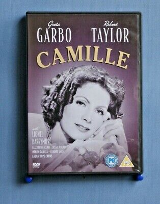 Camille – Greta Garbo & Robert Taylor - 2005 Dvd Of The 1936 Motion Picture