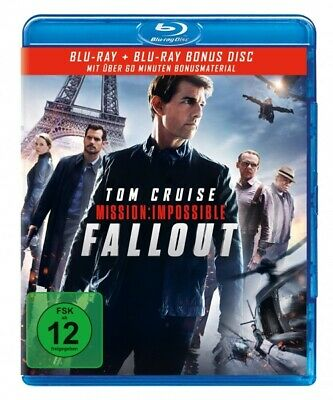 Mission: Impossible-Fallout -    Blu-Ray Neuf